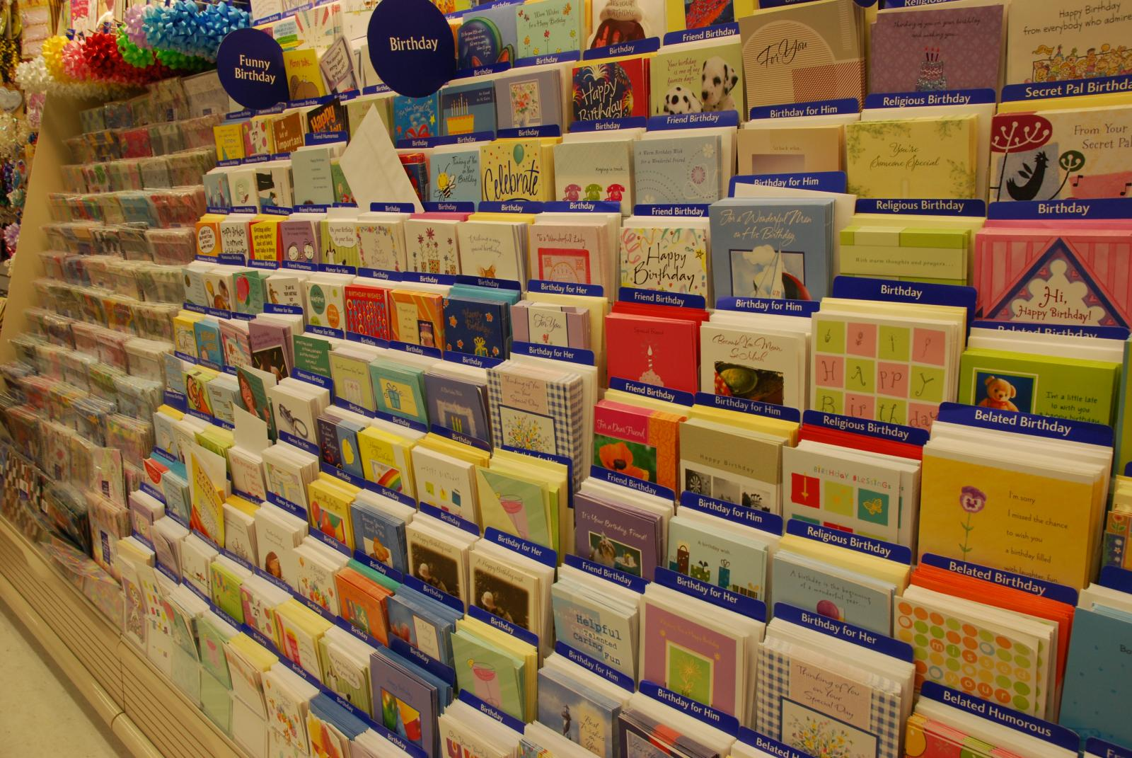 American Greetings To Reformulate Cards Thanks To Tcg Client Whitney